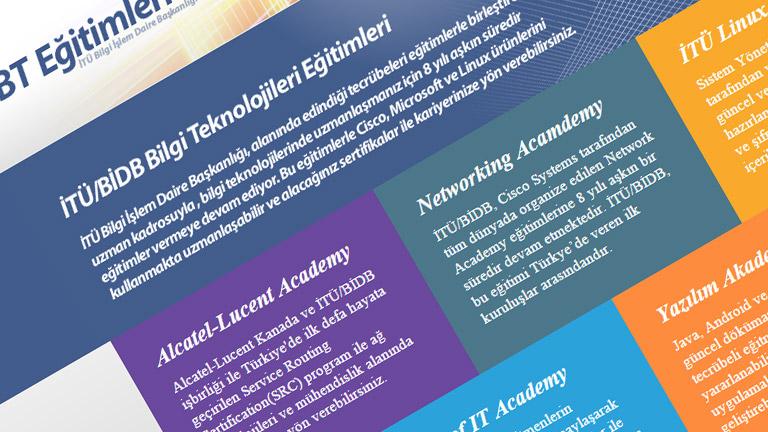 BT Eğitimleri Bilişim Akademisi