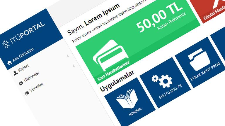 Portal İTÜ Bilgi Portalı